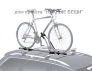 велобагажник на крышу напрокат