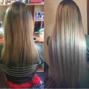 Наращиввние волос