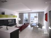 Дизайн Интерьера. Отделка квартир и коттеджей под ключ.