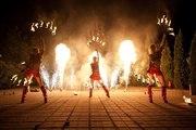 Файер Шоу Огненное Шоу на праздник Яркое и завораживающее зрелище