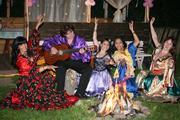 Цыганская шоу-программа на свадьбу день рождения юбилей