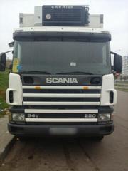 Продается Рефрижератор Scania P 94,  2001 г.в.