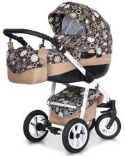 НОВАЯ детская коляска Riko Nano Flower (2 в 1)