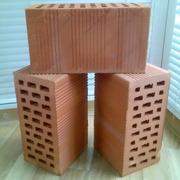 Блоки керамические поризованные пустотелые. Доставка