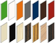 УП «АВАлайнс» предлагает Всем большой ассортимент фасадов для кухни и другой корпусной мебели.