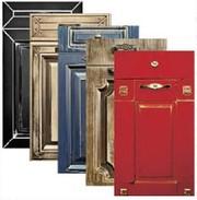 Унитарное предприятие «АВАлайнс» предлагает Всем большой ассортимент фасадов для кухни и другой корпусной мебели.
