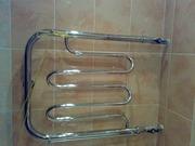 Замена полотенцесушителя(змеевика)8(025) 9241573