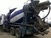 Бетон товарный,  раствор строительный,  известковый с доставкой.