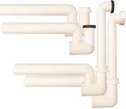 Сифот канализационный от запаха HL 136 N