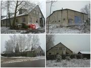 Продается производственный комплекс 13 км от МКАД. д. Узборье (Раубичи
