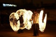 Факир огненное неоновое шоу на ваши праздники фаер шоу