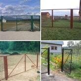 Ворота и Калитки + Есть система СКИДОК!!