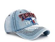 Бейсболка джинсовая Texas