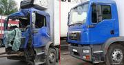 Ремонт покраска грузовиков (недалеко от Логойского тракта)