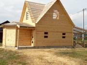 Дом из бруса Михаил 6 × 8