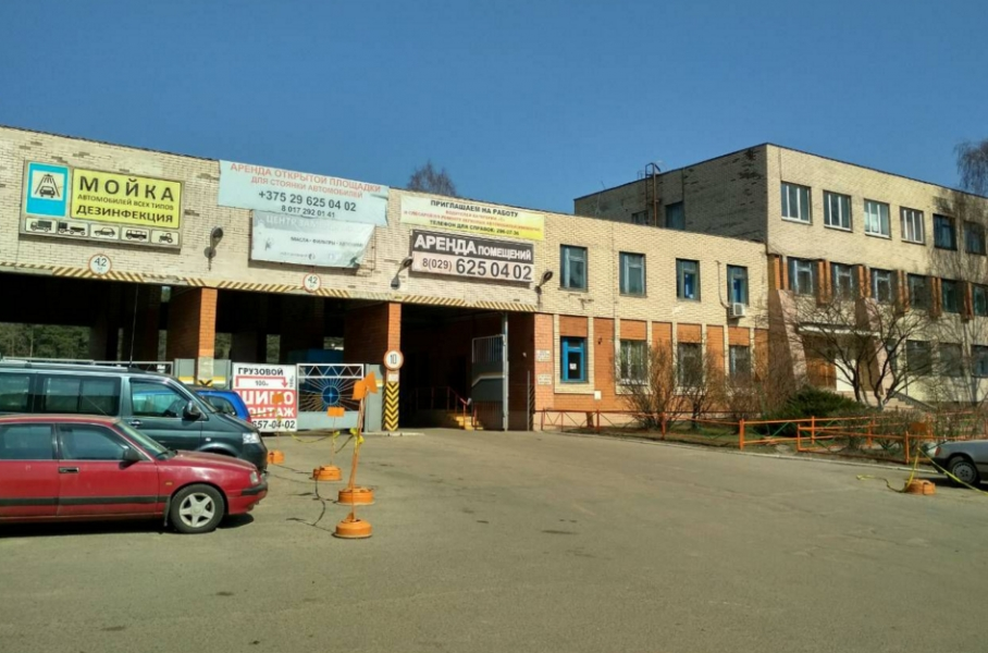 Аренда грузового СТО. ул. Солтыса. 1720 м2