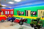 Парикмахерская для детей