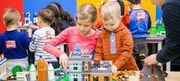 Детская игровая лего-комната