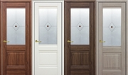 Межкомнатные двери экошпон. Пенсионерам скидки