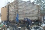 фундамент под,  ремонт и реконструкция фундамента,  подъем домов