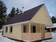 Строительство каркасных Домов в Вилейке и районе