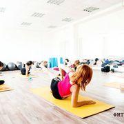 Студия пилатеса и йоги