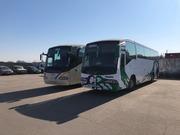 Аренда туристических автобусов для поездок постранам СНГ и Европы