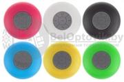Водонепроницаемая Bluetooth-колонка на присоске BTC-06