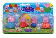 Игровой набор Свинка Пеппа Семья Пеппы