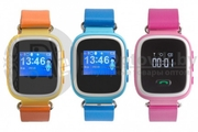 Умные детские часы с GPS трекером Smart baby watch Q60