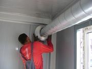 Кондиционирование и вентиляция сделаем качественно