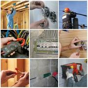 Вызов электрика в нежилые помещения:магазин , склад,  магазин