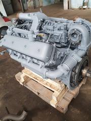 Двигатель ремонтный ЯМЗ 238