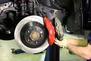Ремонт тормозной системы,  Сто на короля 77