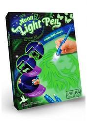 Набор креативного творчества Neon Light Pen (Рисуй светом)