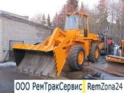 ремонт форвардера амкодор 2661-01