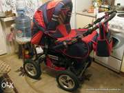 Продам коляску-трансформер BABY MERC