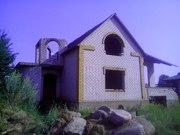 г.п. Плещеницы кирпичный дом(10х11),  недостроенный(коробка под крышей)