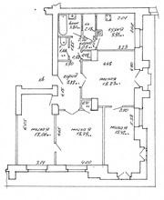 продажа квартири в центре минска..идеально подходит для сдачи жилья в