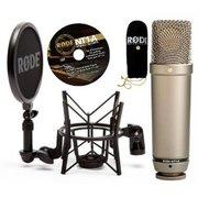 Продам студийный Микрофон Rode NT1-A