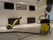 Чистка и уборка производственных,  жилых помещений. Мойка окон,  витрин