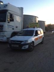 Сопровождение негабаритных,  тяжеловесных грузов автомобилями прикрытия