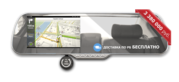Автомобильное мультизеркало Android 4.2