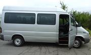 Заказной микроавтобус 8-10 мест