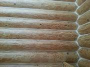 Шлифовка,  покраска,  конопатка,  герметизация,  отделка срубов