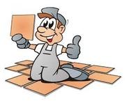 Облицовщик-плиточник окажет услуги по укладке плитки