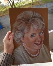 Портрет,  шарж на заказ