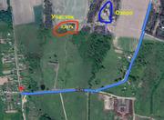 Продам земляной участок 55 км от МКАД